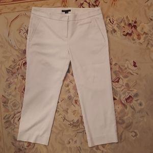 Theory women's light beige pants